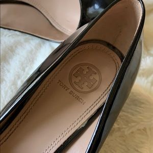 Tory Burch Shoes - Tory Burch Wedge Heel Black